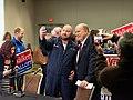 Jeff Landfield and Governor Bill Walker (46131924282).jpg