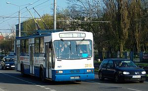 Jelcz 120MTE at line number 26 in Gdynia 1.jpg
