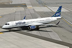 JetBlue Airways, N355JB, Embraer ERJ-190AR (49593480742).jpg