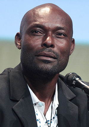 Jimmy Jean-Louis - Jean-Louis at the 2015 San Diego Comic-Con International