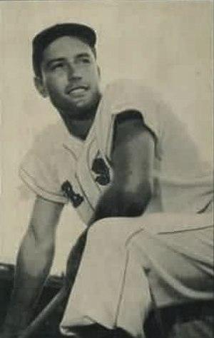 Jimmy Piersall - Piersall in 1953.
