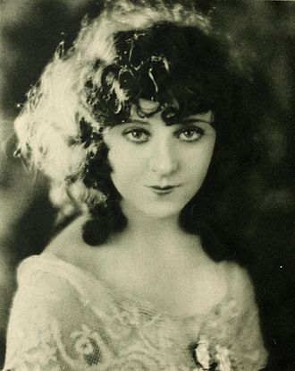 Jobyna Ralston - Publicity photo of Ralston from Stars of the Photoplay (1924)