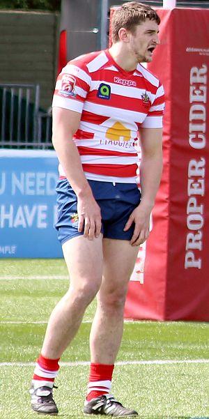 Joe Burke (rugby league) - Image: Joe Burke