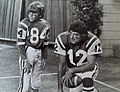 Joe Namath Mike Lookinland Brady Bunch 1973.JPG