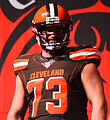 Joe Thomas Cleveland Browns New Uniform Unveiling (16968271989).jpg