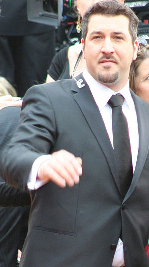 Joey Fatone - Fatone at the 81st Academy Awards in February 2009.