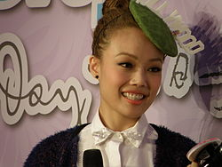 Joey Yung signature activity at V City (2).JPG