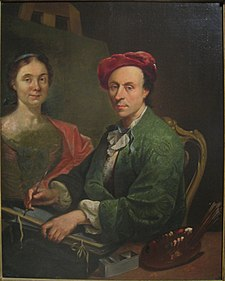 Johann Anton Tischbein - WikiMili, The Free Encyclopedia