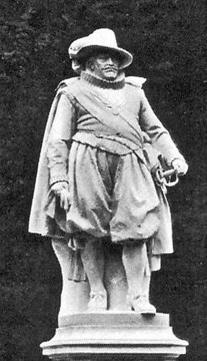 Peter Breuer - John Sigismund, from the Siegesallee (Group 23)