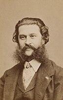 Johann Strauss: Alter & Geburtstag
