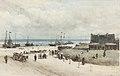 Johannes Bosboom - Het strand te Scheveningen.jpg