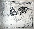 "Johannes Hevelius - Prodromus Astronomia - Volume III ""Firmamentum Sobiescianum, sive uranographia"" - Tavola WW - Crater et Corvus.jpg"