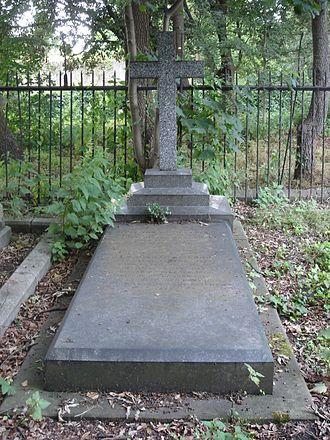 John Jackson (bishop) - Funerary monument, All Saints, Fulham, London