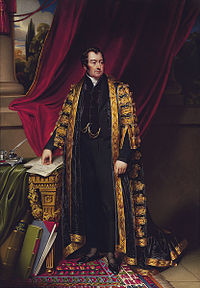 John Charles Spencer, Viscount Althorp, 3rd Earl Spencer (1782-1845) by Henry Pierce Bone.jpg