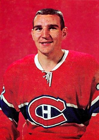 John Ferguson Sr. - John Ferguson Sr, Montreal Canadiens