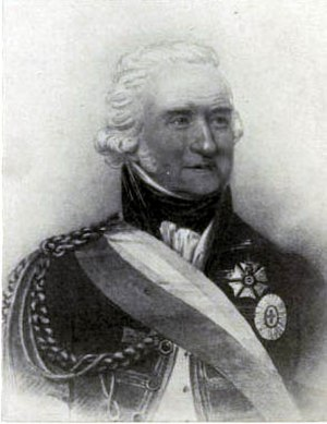 John Forbes (Portuguese general) - John Forbes in Portuguese Army uniform