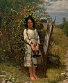 John George Brown - Blackberry Picking.jpg