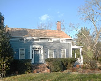 Westwood, New Jersey - Historic house built around 1836