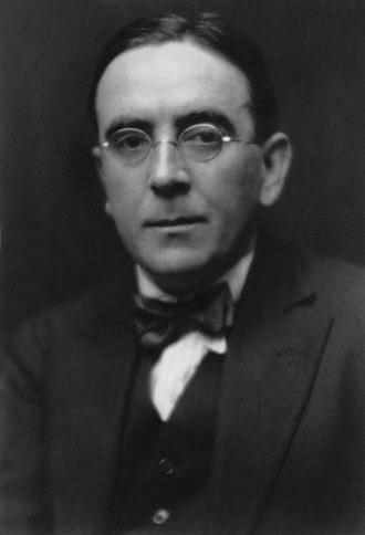 John Ireland (composer) - Image: John Nicholson Ireland (circa 1920)