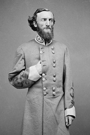 18th Arkansas Infantry Regiment (Marmaduke's) - Colonel (later Maj. Gen.) John Sappington Marmaduke, Commander 3rd Confederate Infantry Regiment