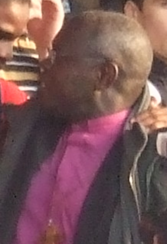 John Sentamu - Sentamu without a clerical collar, 2009