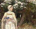 "John William Waterhouse - Matilda (formerly called ""Beatrice"").jpg"