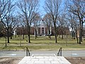 Johnson Chapel at the Amhest College Main Quad. - panoramio.jpg