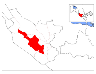 Jondor District location map.png