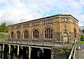 Jonsered vattenkraftverk september 2013.jpg