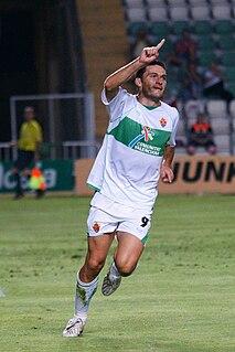 Jorge Molina (footballer) Spanish footballer