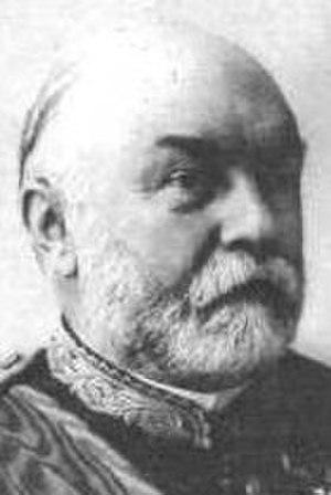 Spanish general election, 1884 - Image: José López Domínguez 1897 (cropped)
