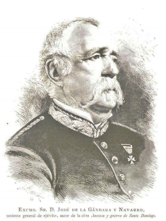 José de la Gándara y Navarro
