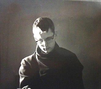 Joseph Byrd - Joseph Hunter Byrd, Jr. American Composer, C. 1961, New York