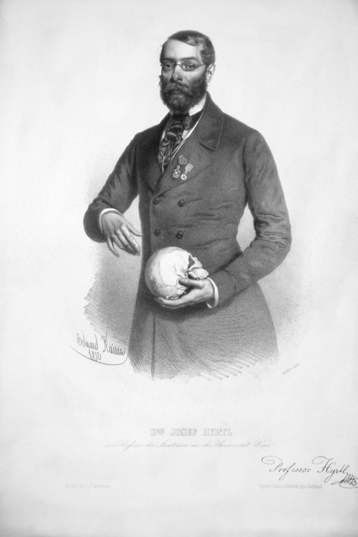 Joseph Hyrtl – Wikipedia