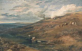 Dartmoor- The Source of the Tamar and the Torridge