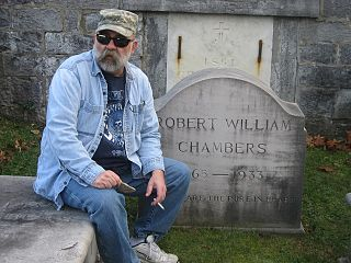 Joseph S. Pulver Sr. American writer