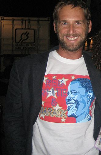 Josh Lucas - Lucas at the DNC in Denver, Colorado, August 2008