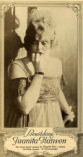 Juanita Hansen - The Secret of the Submarine (1916)