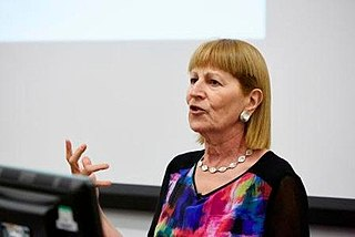 Judy Wajcman British academic