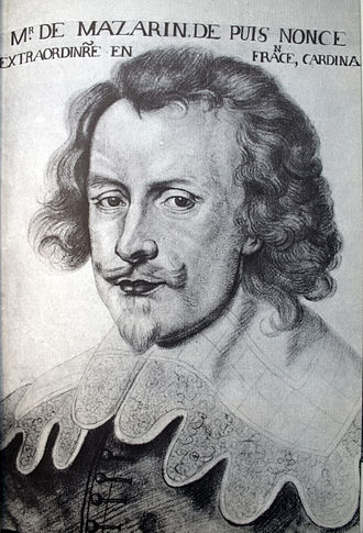 Cardinal Mazarin - Mazarin as a papal envoy in Paris (1632)