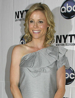 Bowen at the New York Television Festival in September 2009.