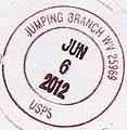 Jumping Branch WV postmark.jpg