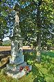 Kříž u cesty na Suchdol, Maleny, Stražisko, okres Prostějov (02).jpg