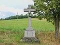 Kříž východně od Sobotína vedle silnice (Q72739074) 02.jpg