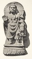KITLV 88009 - Unknown - Gandhara sculpture of Buddha in British India - 1897.tif