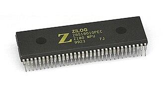 Zilog Z180 - Z8S180.