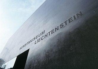 Kunstmuseum Liechtenstein - Main Building