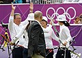 KOCIS Korea London Olympic Archery Womenteam 14 (7682349836).jpg