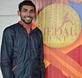 KT Irfan, Indian Athlete, 20km Racewalker, Anglian Medal-Hunt Company.jpg