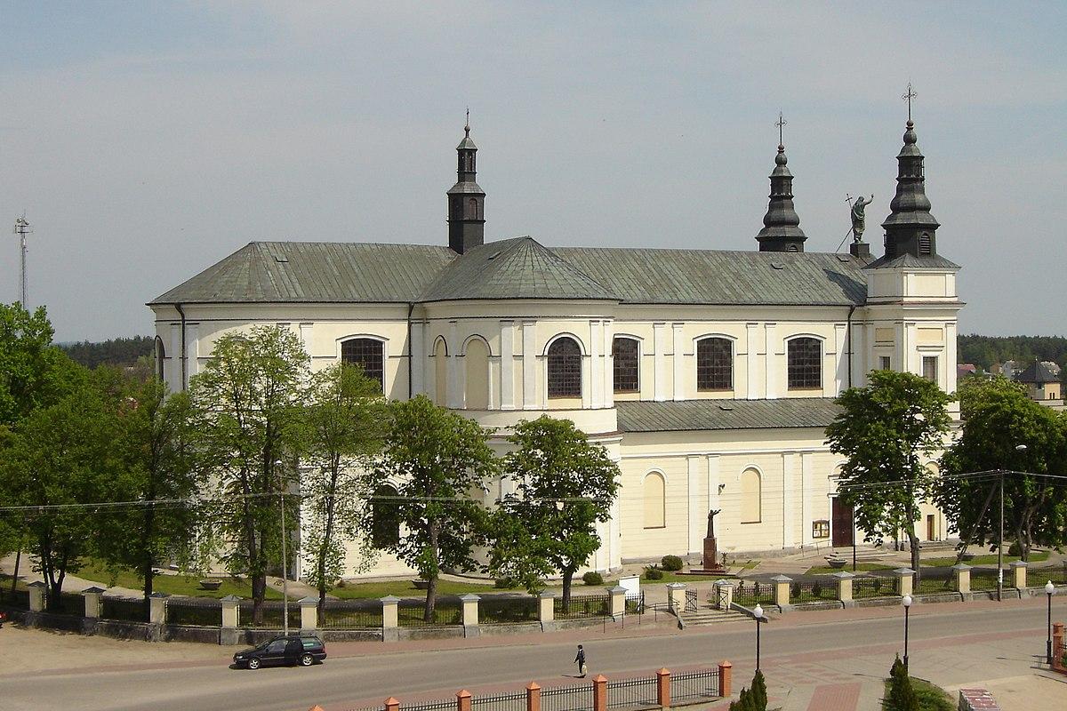 Kadzidlo Wojewodztwo Mazowieckie Wikipedia Wolna Encyklopedia